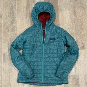 Patagonia Nano puff hoodie women's